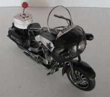 Historická motorka