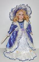 Princezna Jasmína - 42 cm
