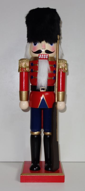 Dřevěná figurka Vojáček Louskáček (098113)