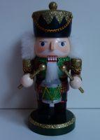 Dřevěná figurka vojáček Louskáček 21 cm