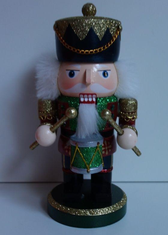 Dřevěná figurka vojáček Louskáček 21 cm (098100097)