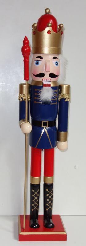 Dřevěná figurka Vojáček Louskáček - velký (098125)
