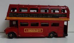 Anglický autobus  17 cm