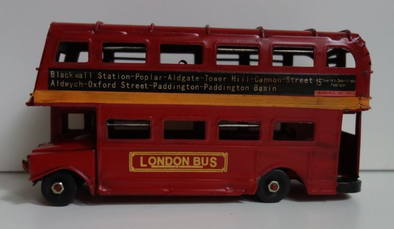 Anglický autobus