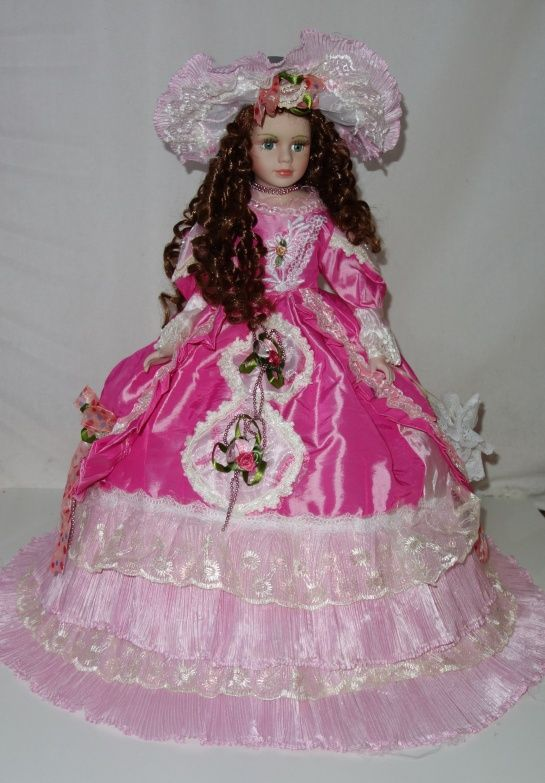 Porcelánová panenka 57 cm (570005)