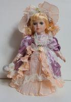 Porcelánová panenka Andulka - 32 cm (032247)