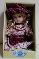 Porcelánová panenka Bětuška - 22 cm (025192)