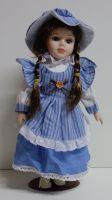 Porcelánová panenka Glorie - 32 cm (032225)