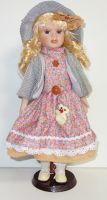 Porcelánová panenka Irena- 42 cm (042724)