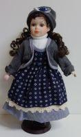 Porcelánová panenka Jana - 42 cm (042719)