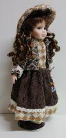 Porcelánová panenka Míla - 42 cm (042694)