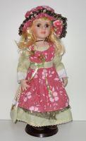 Porcelánová panenka Jessika 50 cm