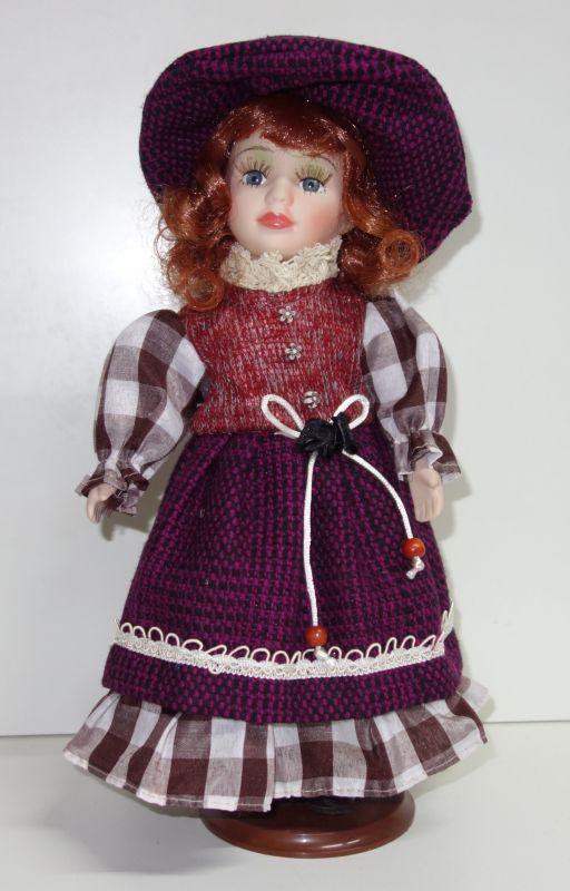 Porcelánová panenka Jituška- 32 cm (032218)