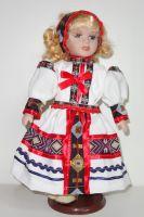 Porcelánová panenka Lidunka - 32 cm (032240)