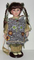 Porcelánová panenka Lisa 50 cm