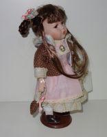 Porcelánová panenka Marína  - 32 cm