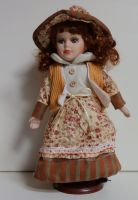 Porcelánová panenka Milenka - 32 cm (032248)