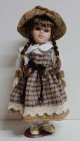 Porcelánová panenka Nela- 32 cm (032227)