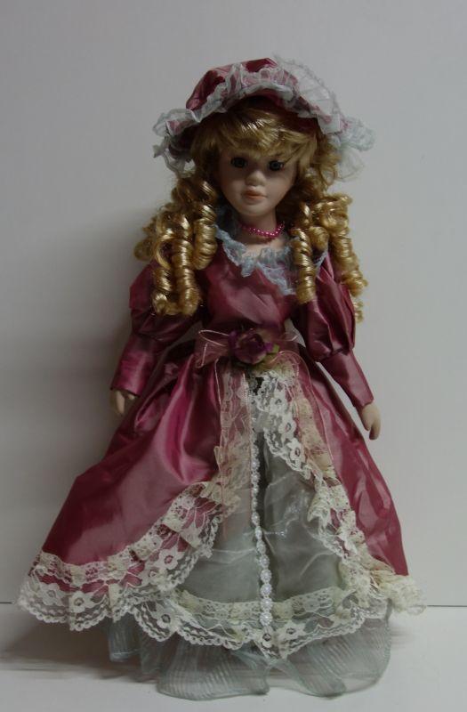 Porcelánová panenka -Princezna Elizabeta - 42 cm (0437056