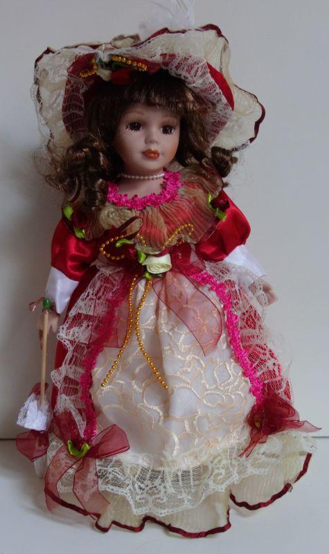 Porcelánová panenka Růženka - 32 cm (032237)