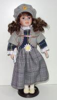 Porcelánová panenka Jarka - 42 cm (042688)
