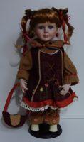 Porcelánová panenka Simona 50 cm