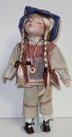 Porcelánová panenka Violka - 42 cm (042727)