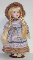 Porcelánová panenka Zdenička - 32 cm (032241)