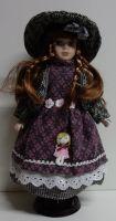 Porcelánová panenka Zira - 42 cm (042696)