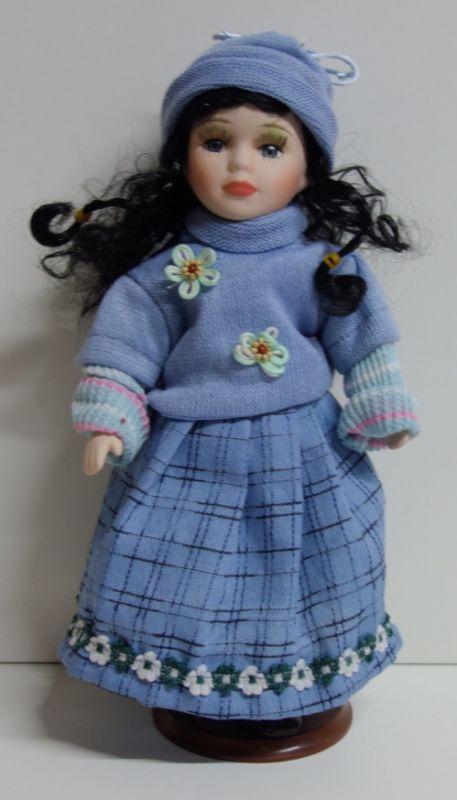 Porcelánová panenka Žofinka - 32 cm (032221)