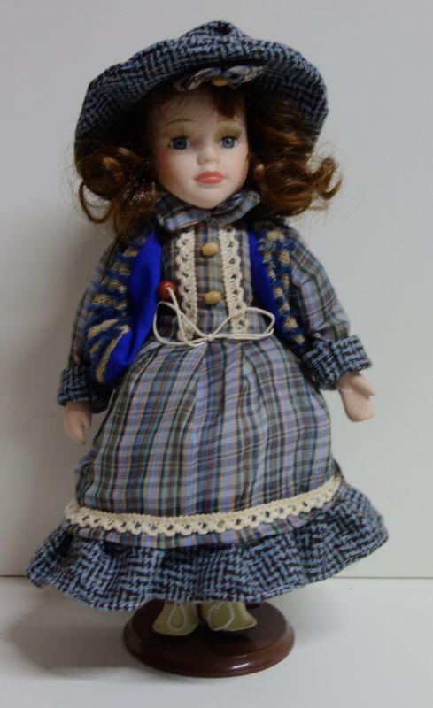 Porcelánová panenka Zuzanka - 32 cm (032229)