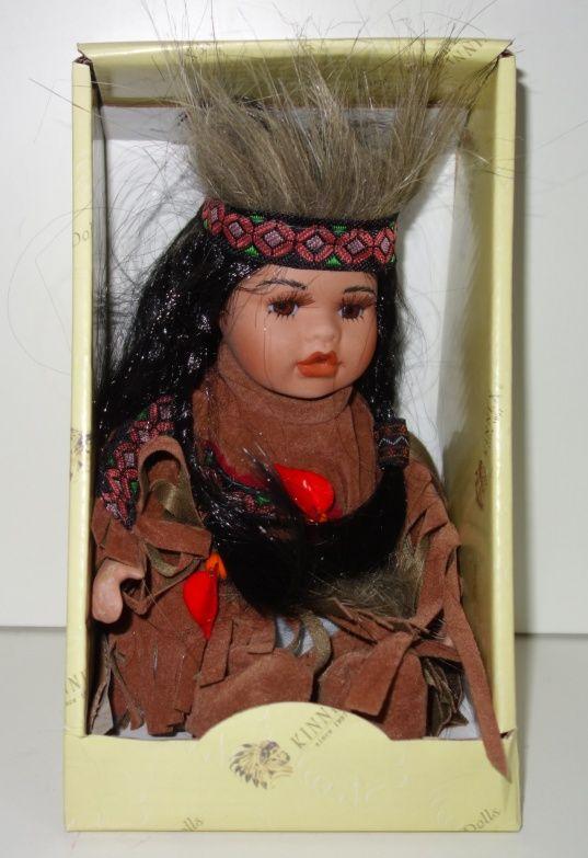 Porcelánový Indián (0420241)