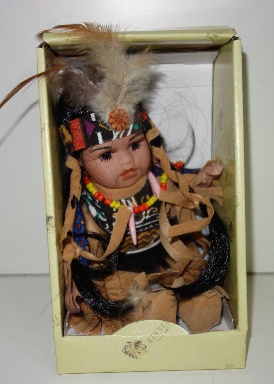 Porcelánový Indián (0420245)