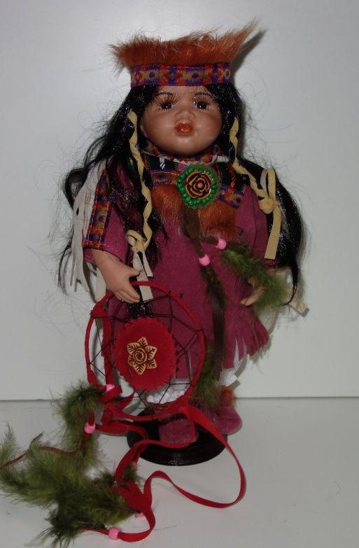 Porcelánový Indián (0420249)