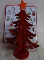 Skládací stromeček s figurkami (0980074)