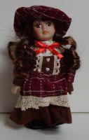Porcelánová panenka  - 22 cm (025201)