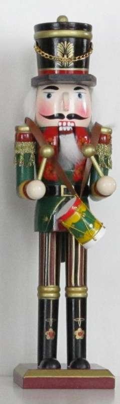 Dřevěný Louskáček Vojáček (098016)