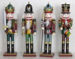 Dřevěný Louskáček vojáček (098019)