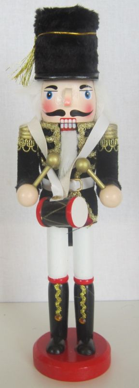 Dřevěný Louskáček vojáček (098035)