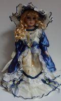 Porcelánová panenka Else - 42 cm (043140)