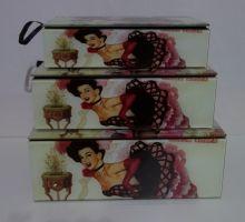 Ozdobné krabičky ze skla (0990523)
