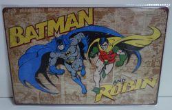 Plechové retro cedule Batman