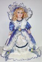 Porcelánová panenk Apolena - 42 cm