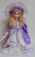 Porcelánová panenk Bety - 42 cm