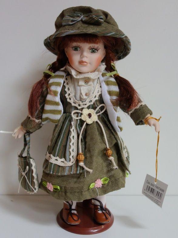 Porcelánová panenka Ella - 32 cm (032087)