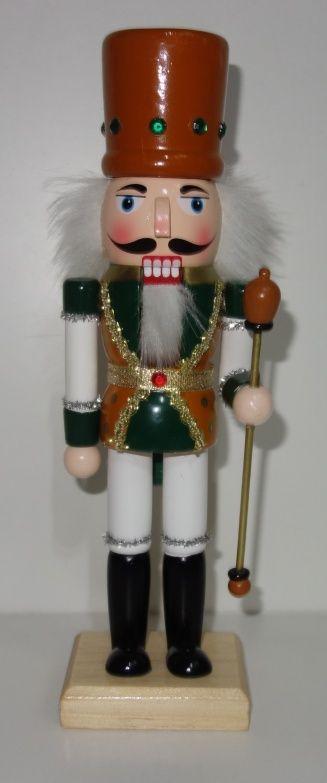 Dřevěný Louskáček vojáček (098058)