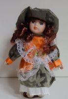 Porcelánová panenka Veru  - 22 cm