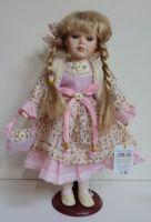 Porcelánová panenka Magda - 43 cm