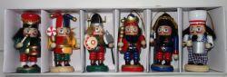 Dřevěné figurky balení 6 kusů (098079)