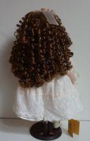 Porcelánová panenka 50 cm otáčecí hlava (999114)